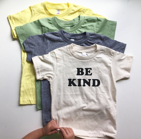 Be Kind - Kids Tee