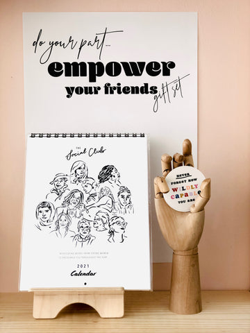 Do Your Part - Empower Your Friends - Gift Set