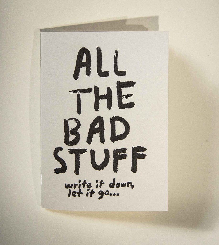 All the Bad Stuff - Notebook