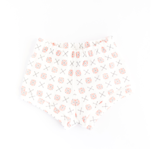 Cross stitch baby bloomers