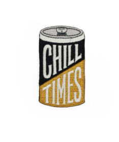Chill Times - Patch
