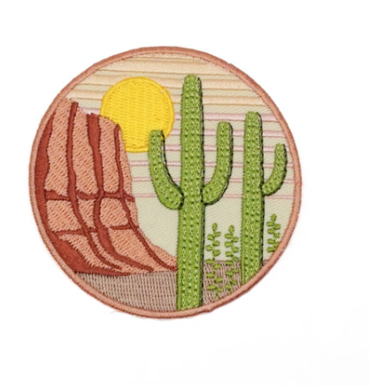 Saguaro - Patch