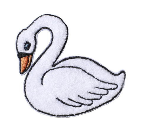 Shy Swan - Patch