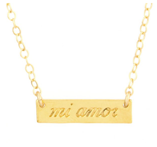 Mi Amor - Necklace