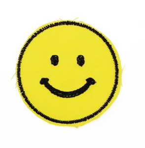 Smiley Face - Patch