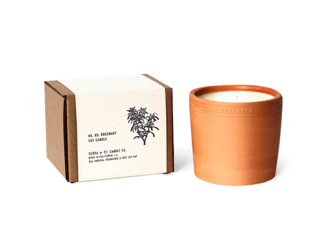 Rosemary - Terra Candle