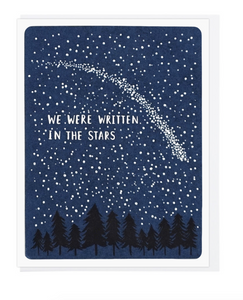 We Were Written in the Stars - Card