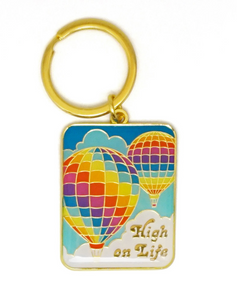 High On Life - Keychain