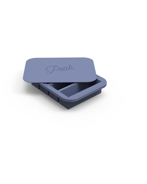 Blue Collins Ice Tray