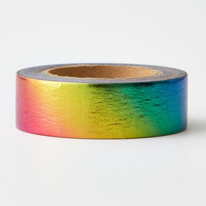 Love My Tapes Inc - Foil Rainbow Washi Tape