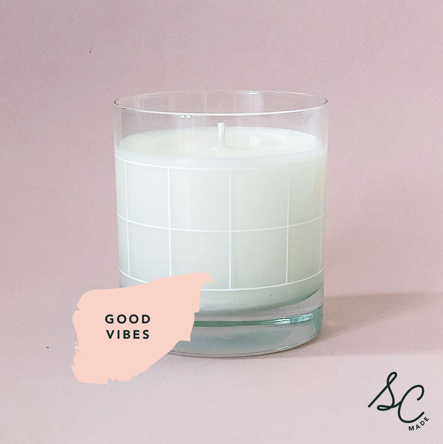 Good Vibes - Candle