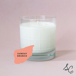 Sunday Brunch - Candle