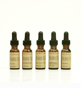 Beard Oil - Woodsman