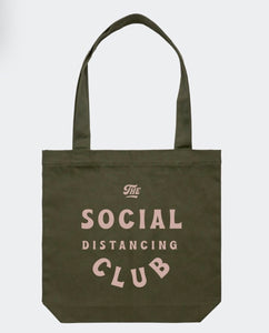 Social Distancing Club Tote