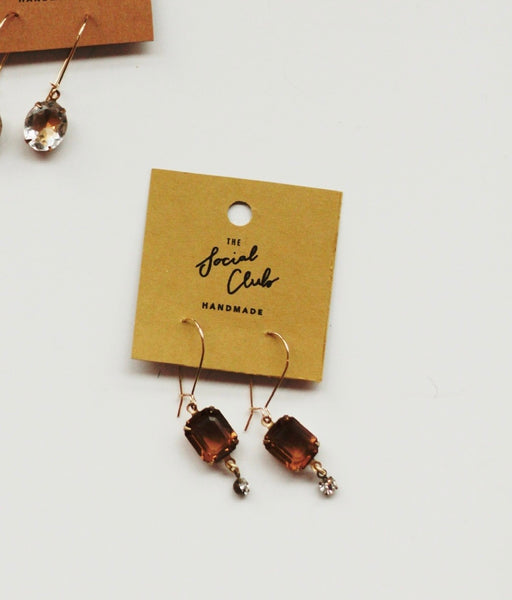 Neutral + Fancy Earrings