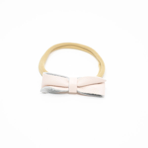 Hannah Leather Headband