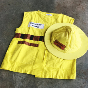 Lil Threads 04 - Construction Worker costume