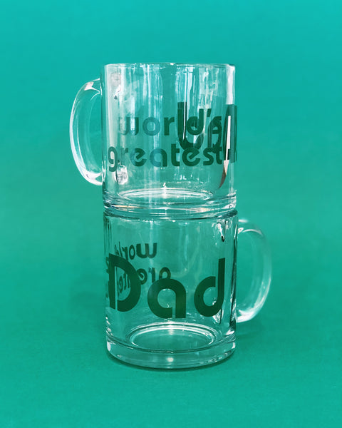 World's Greatest Dad - Green - Mug