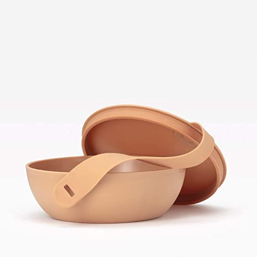 W&P - Porter Plastic Bowl: Tan