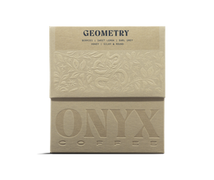 Geometry Blend - Onyx Coffee