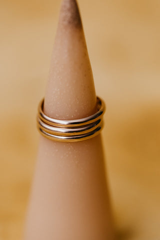 Chunky Ring - Gold