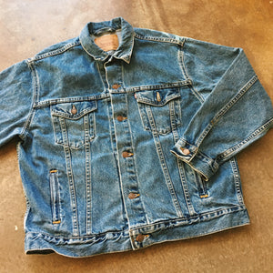 Vintage Coats - Levi Denim Jacket
