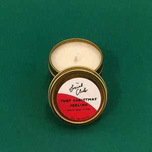 That Christmas Feeling - Tin Candle - 4oz