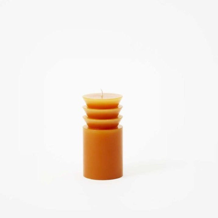 Totem Candle - Small Terracotta