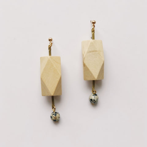 Dark and Stormy - Earrings