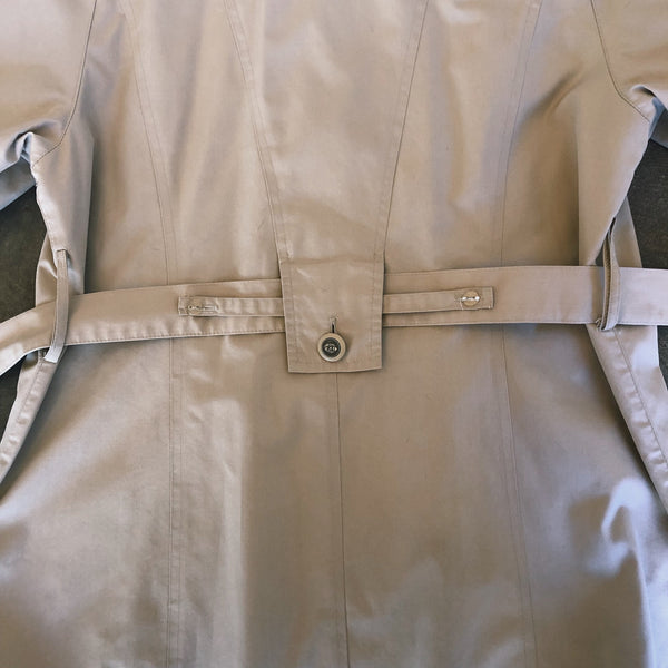 Vintage Coll. 01 - Classic London Fog Short Jacket