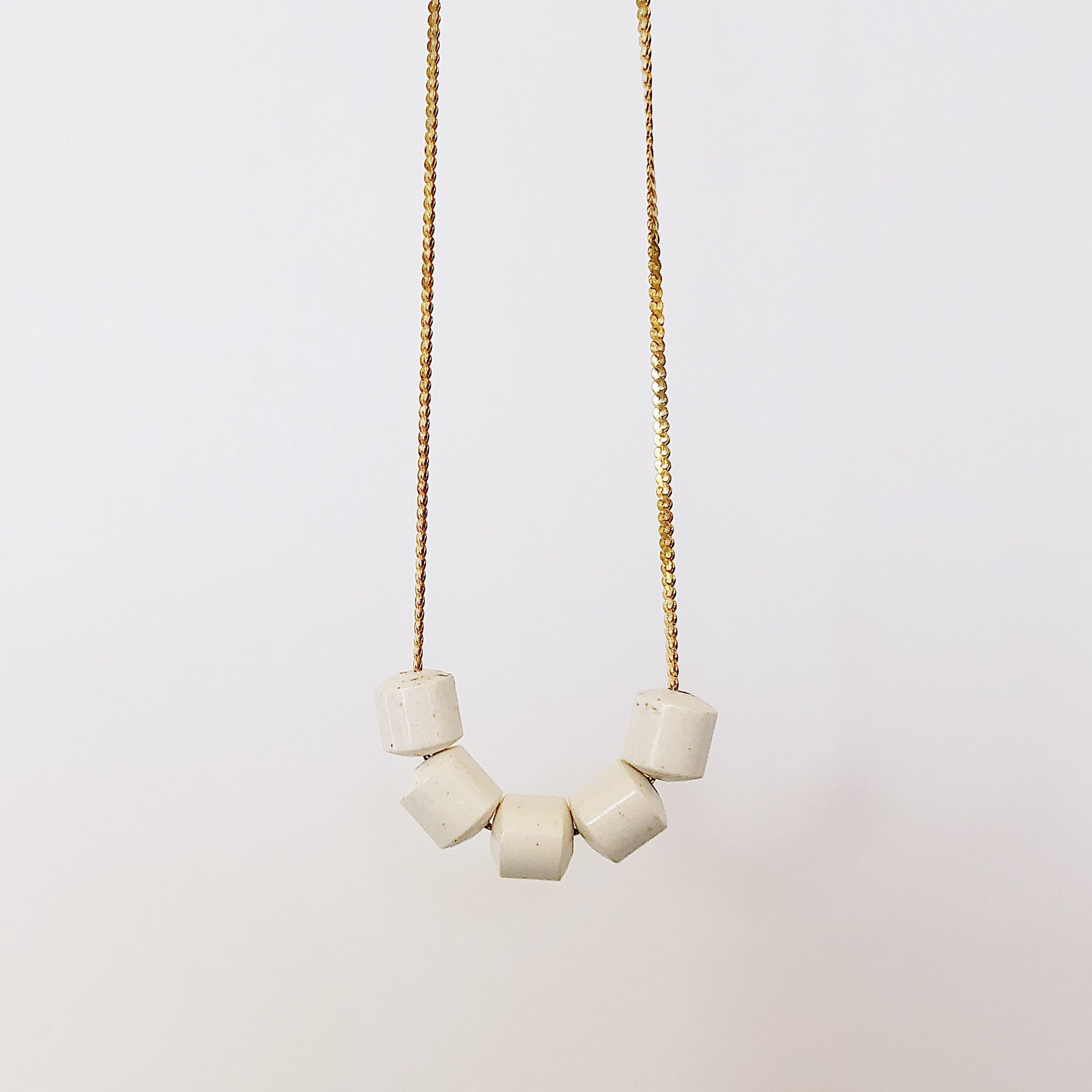 Ivory Stone - Necklace