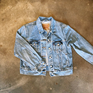Vintage Coll. 02 - Levi Denim Jacket