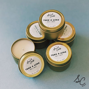 Take A Hike - 4oz Candle