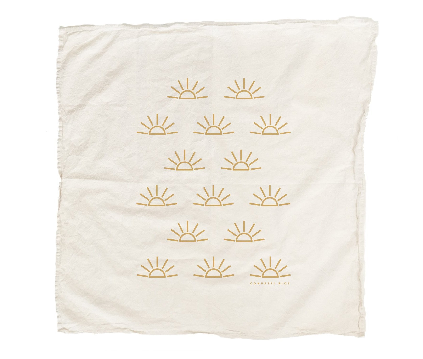 Sunrise - Tea Towel