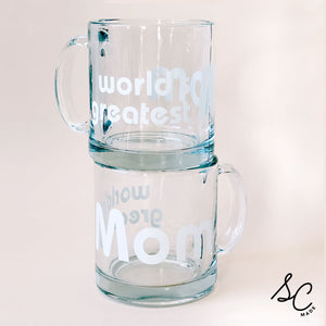 World's Greatest Mom - White - Mug