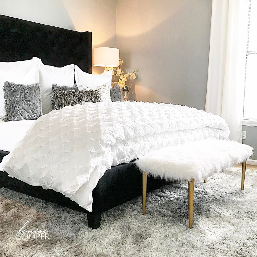 Denise Cooper Invites You Into Her Newly Redecorated Guest Bedroom