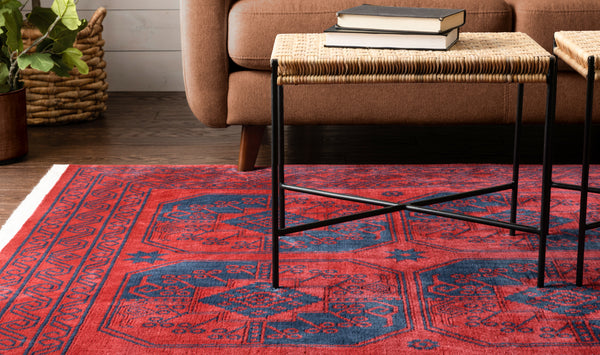 Mixing and Matching Colorful Couches to Your Living Room Rug