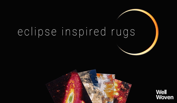 Eclipse-Inspired Rugs to Make Your Home Out of This World!