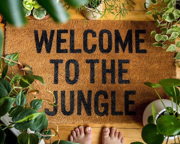 Well Woven Welcome to the Jungle
