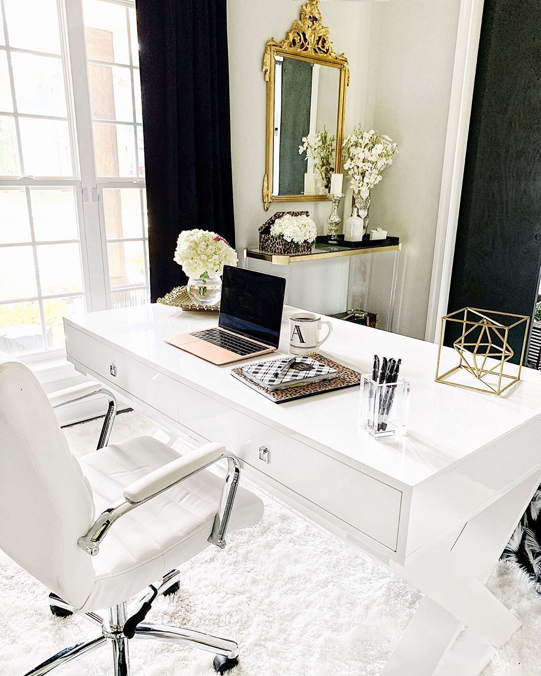 @alexanderreneedesign home office