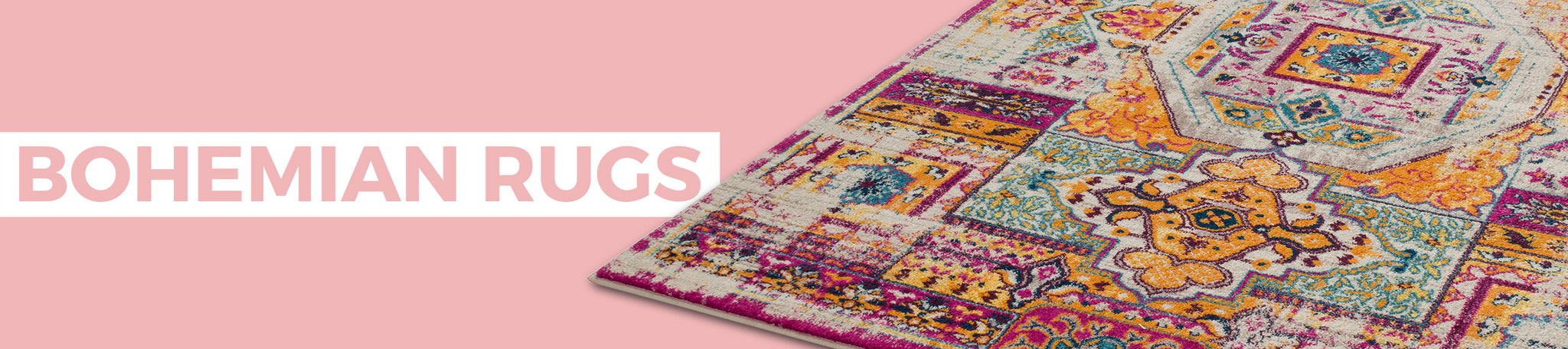 Bohemian Rugs Collection from Well Woven