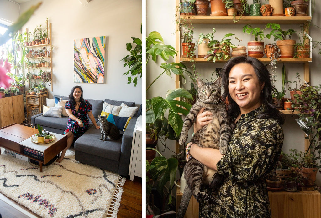 Phoebe Cheong Well Woven Welcome to the Jungle Home