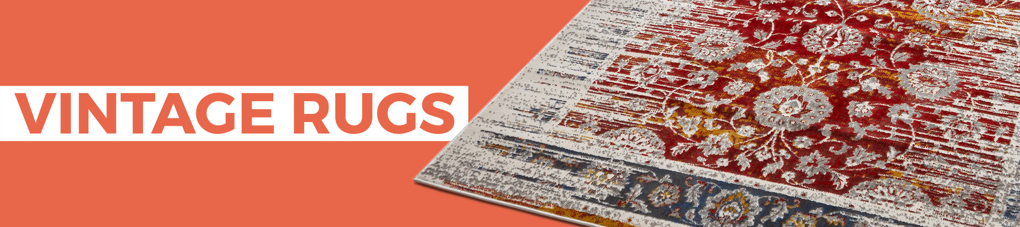 Vintage Rugs Collection from Well Woven