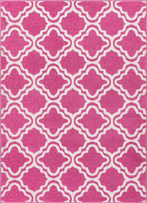 Starbright Calipso Pink Rug