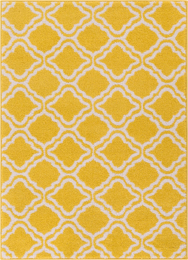 Starbright Calipso Yellow Rug