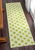 Starbright Calipso Green Rug