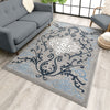 "Papaya Blue Formal 7'10"" x 9'10"" Rug"