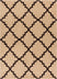 Lulu's Lattice Ivory Modern Rug