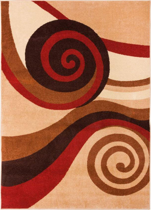 Zugilly Autumn Modern Rug