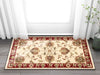 Abbasi Ivory Traditional Rug